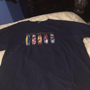 Navy Nautica t shirt
